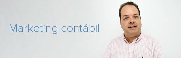 Palestra de Marketing Contábil, com Anderson Hernandes