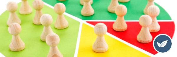 Os tipos de segmentação mais comuns no mercado contábil e dicas para ajudar na escolha.