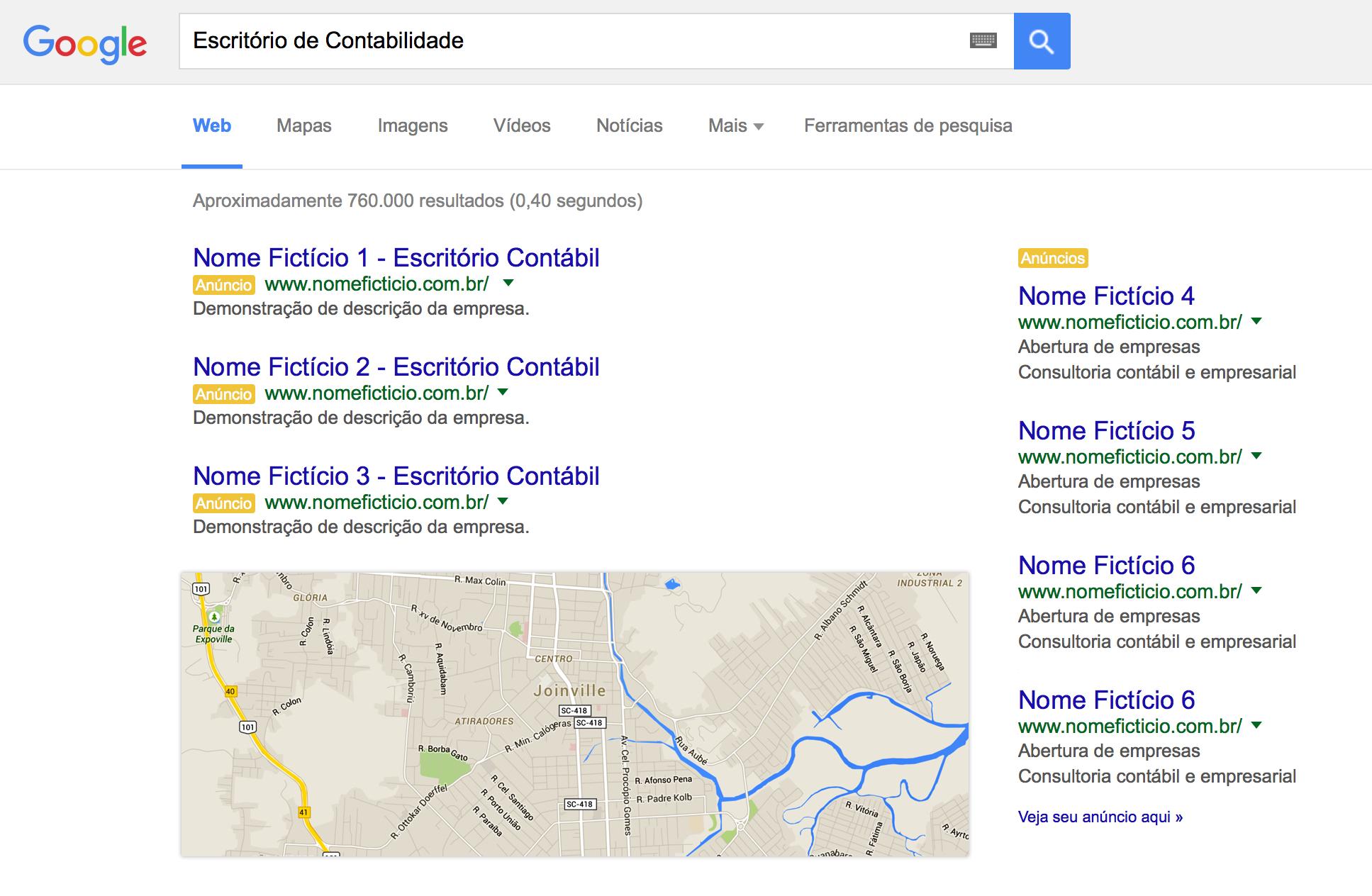Como ter sucesso na propaganda do escritório contábil no Google?